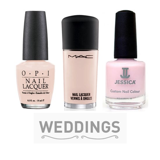 10 Bridal Pink Nail Polishes to Wear on Your Wedding Day