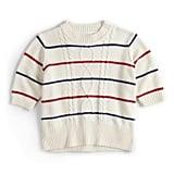 POPSUGAR at Kohl's Elbow Sleeve Sweater