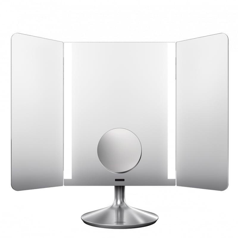 SimpleHuman Sensor Mirror Pro Wide-View