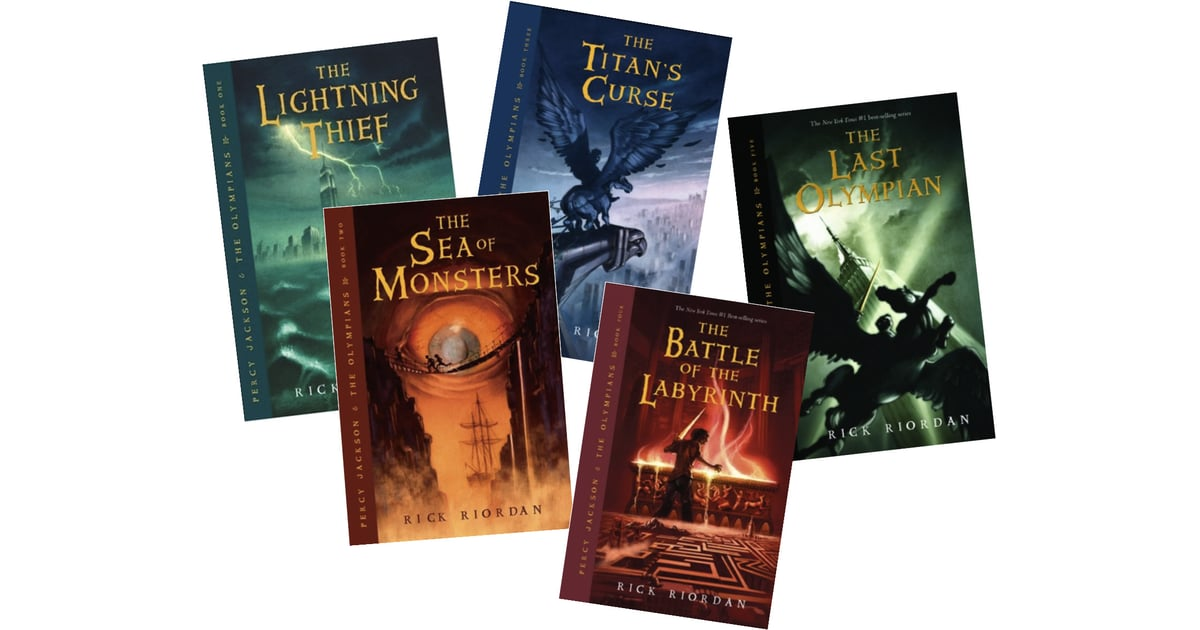 Harry Potter Book Age Appropriate : Percy jackson and the olympians age appropriate books