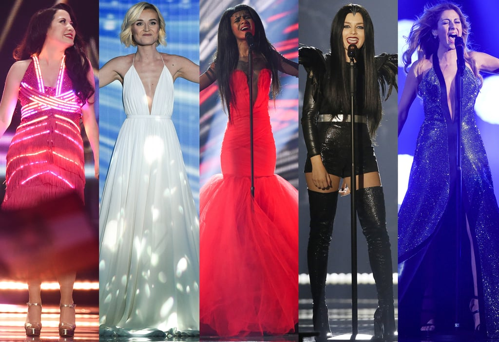 Who Was Best Dressed at the Eurovision Song Contest?