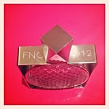 Stella McCartney stores personalized items commemorating FNO 2012.  Source: Instagram user stella_mccartney