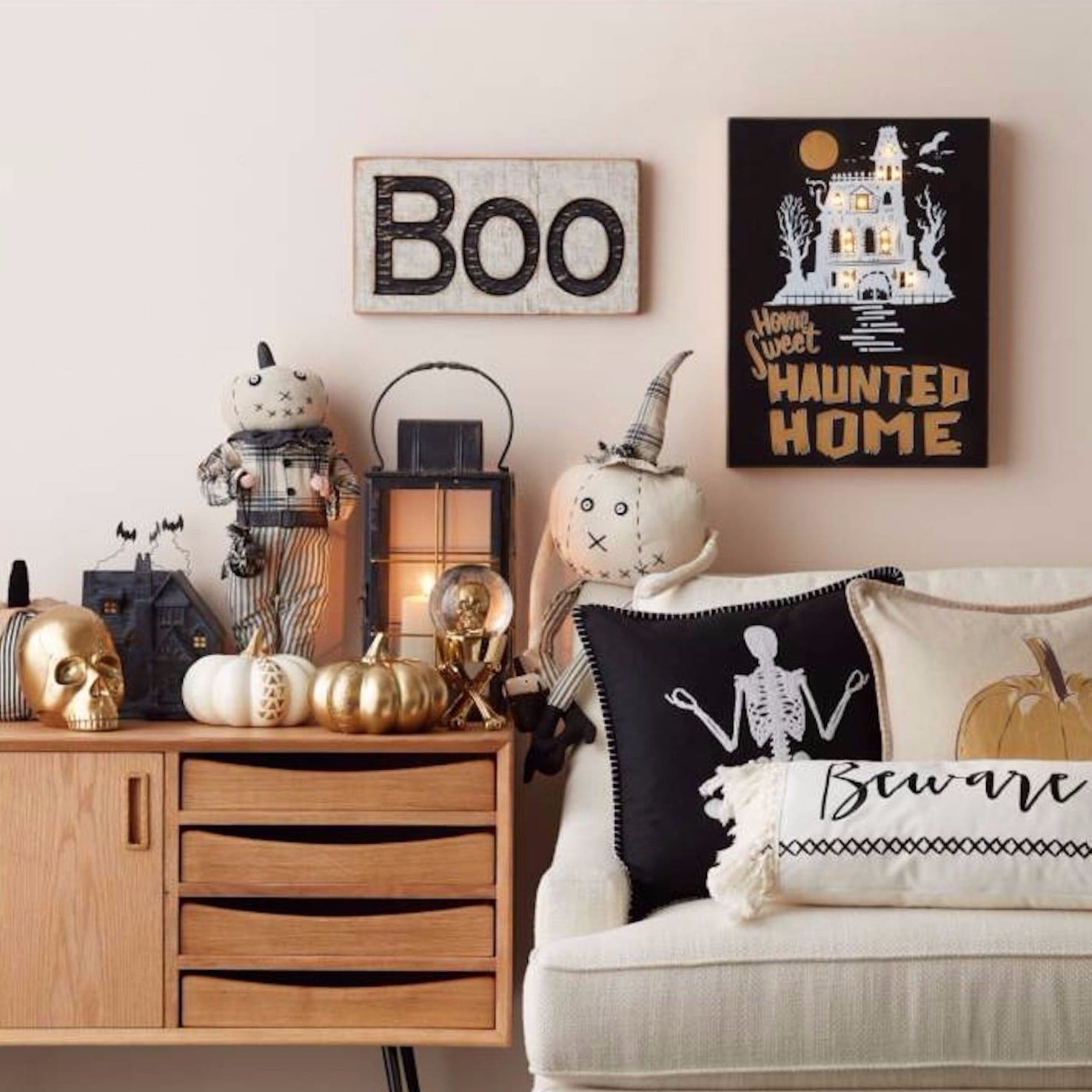halloween decor from nordstrom popsugar home
