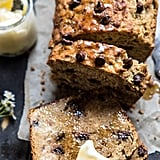 Chocolate Chip Olive Oil Zucchini Banana Bread