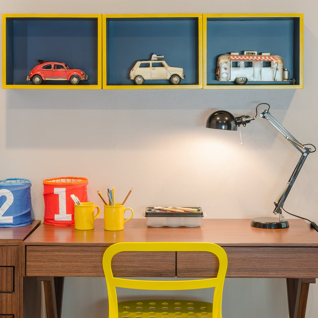 Personalize Their Workspace