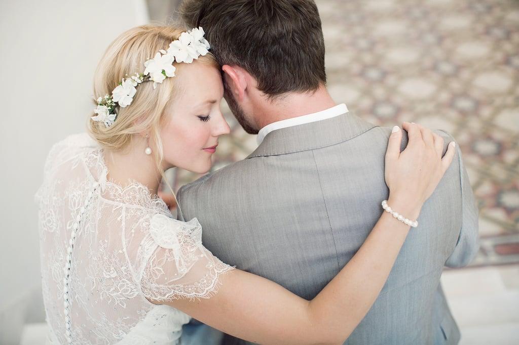 This Romantic Greek Wedding Looks Like a Real-Life Fairy Tale