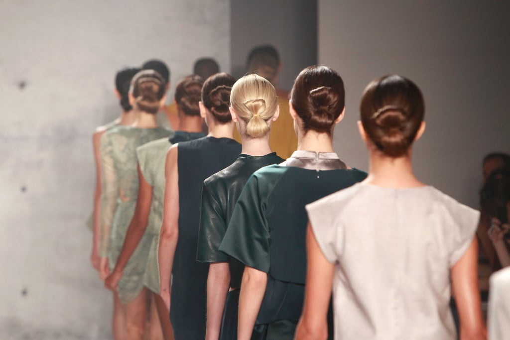 Ponytails and Chignons