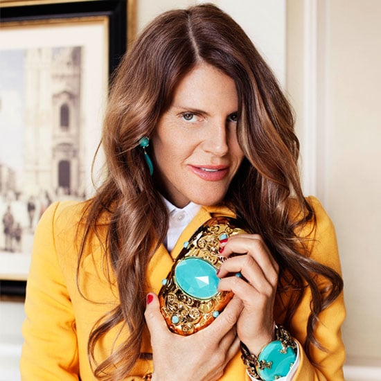 Vogue Japan Editor Anna Dello Russo to Design Accessories Capsule Collection for H&M: See Her Jewels!