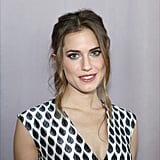 Allison Williams glowed at the NYC press junket for Peter Pan Live! on Thursday.