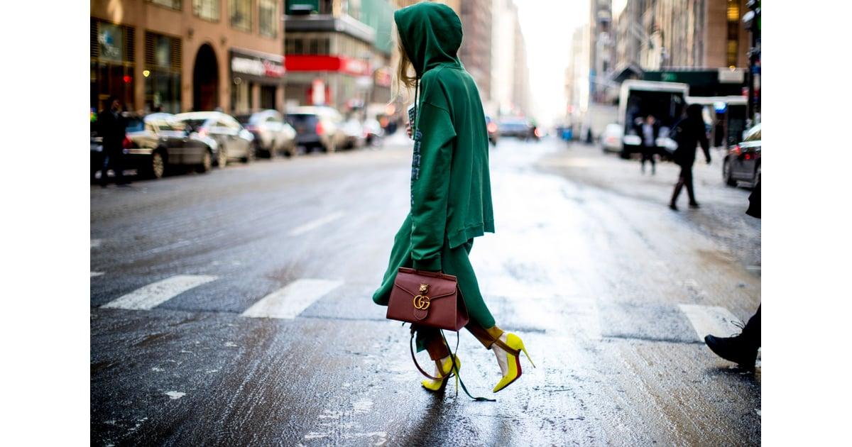 Day 2 Best Street Style New York Fashion Week Fall 2017