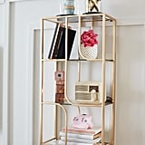 Benefit Gorgeous Glass Shelves