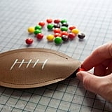Football Candy Pouches