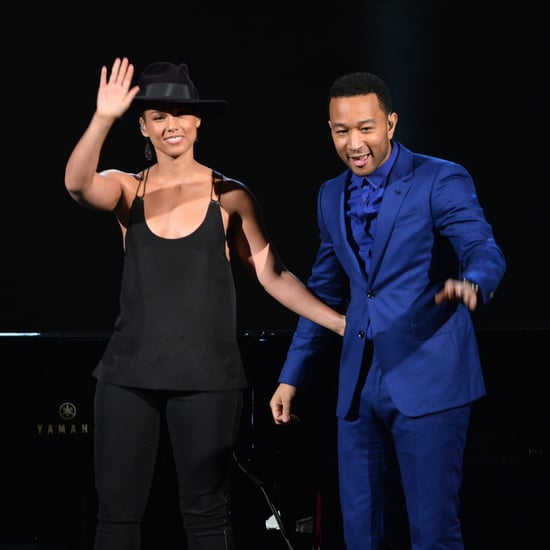 Watch Alicia Keys and John Legend's Verzuz Piano Battle