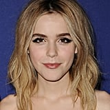 Kiernan Shipka at the Costume Designers Guild Awards in 2016