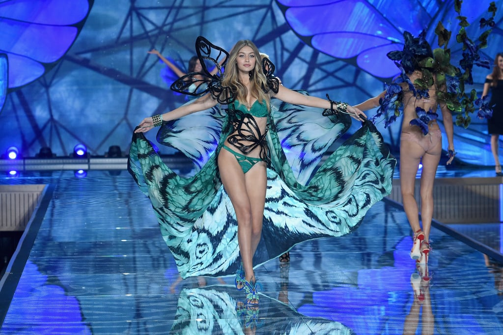 Gigi Hadid Victoria's Secret Fashion Show 2015