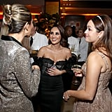 Pictured: Cathy Kelley, Francia Raisa, and Hayley Orrantia