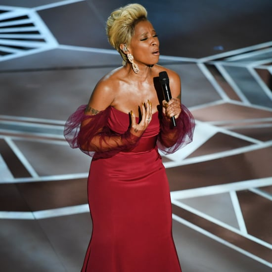 Mary J. Blige's Oscars Performance 2018 Video