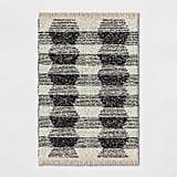Wool Cotton Boucle Rug