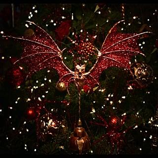 Christine McConnell Halloween Christmas Tree Ornaments 2018