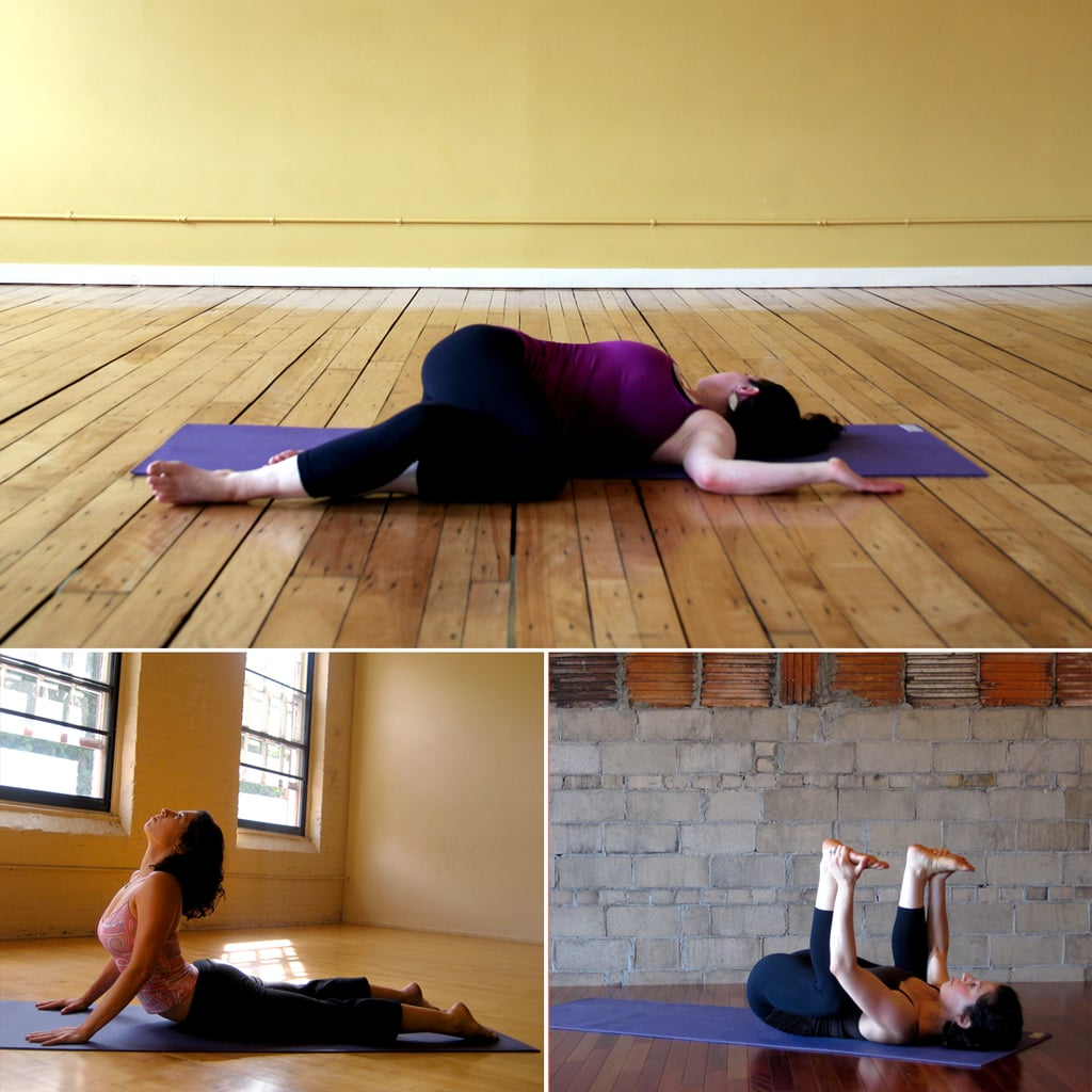 Yoga Moves to Help Your Sore Back