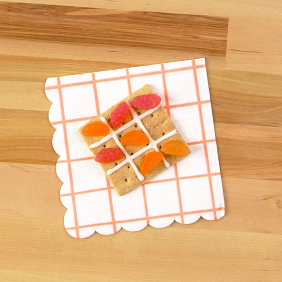 How to Make an Edible Tic-Tac-Toe Set