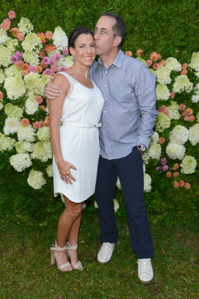 Jerry Seinfeld and his wife, Jessica, hosted a Baby Buggy Summer party in East Hampton, where they have a home, in July.
