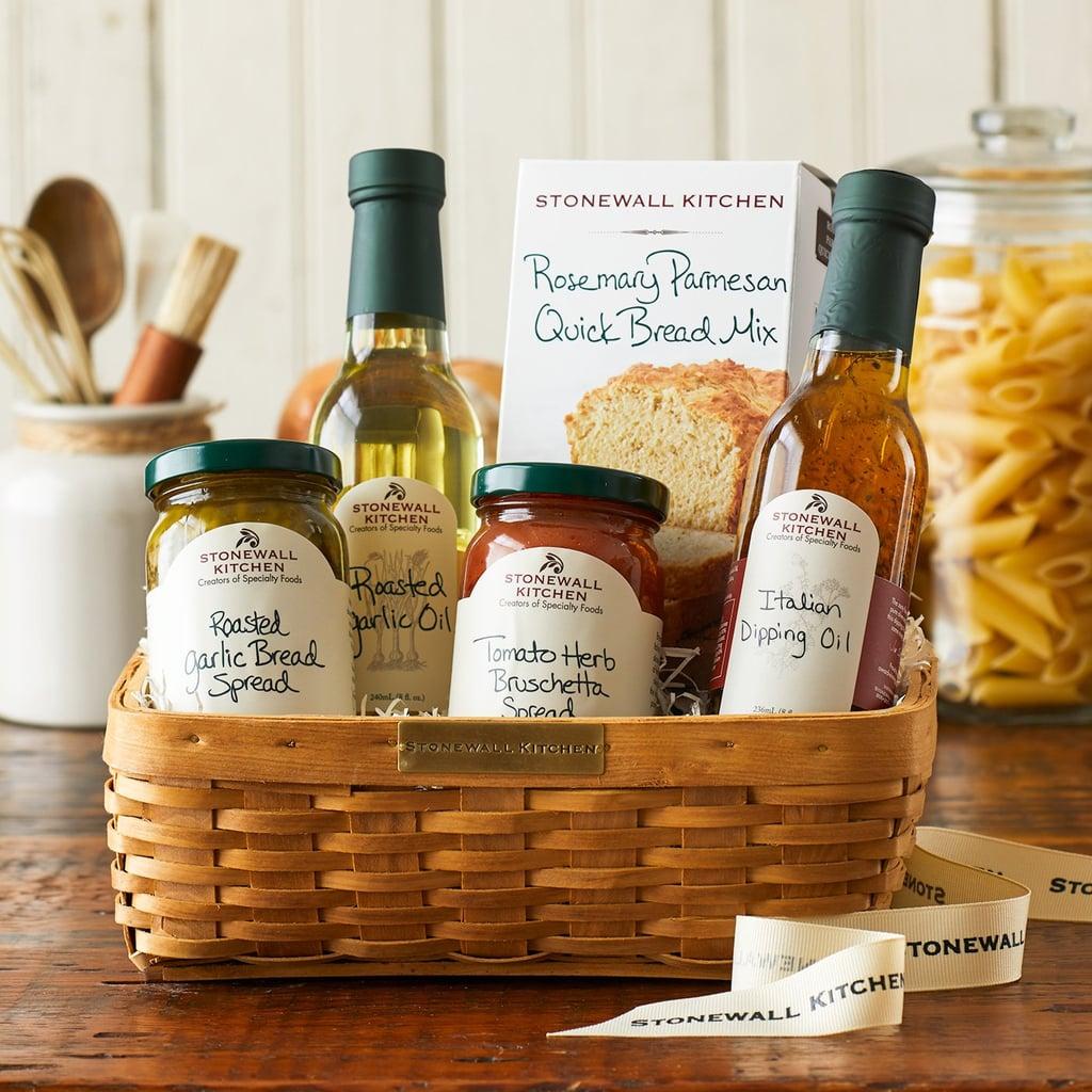 Stonewall Kitchen Antipasto Gift Basket