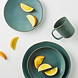 Levi Dinner Plates, Set of Four