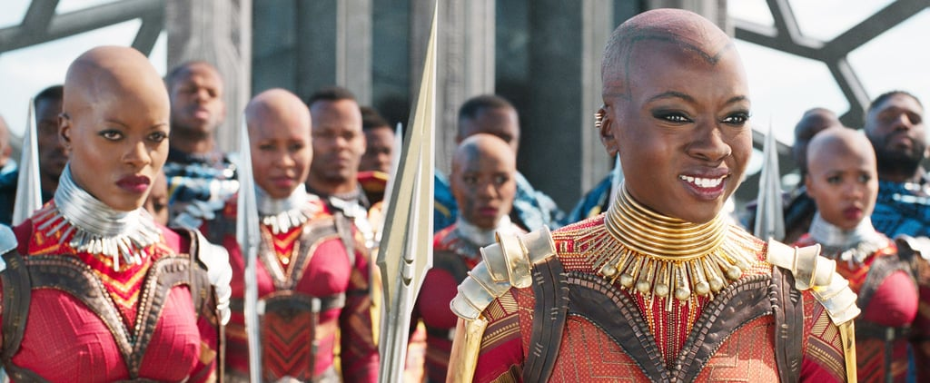 Fans Can't Contain Their Love For Black Panther's Biggest Badass: Okoye