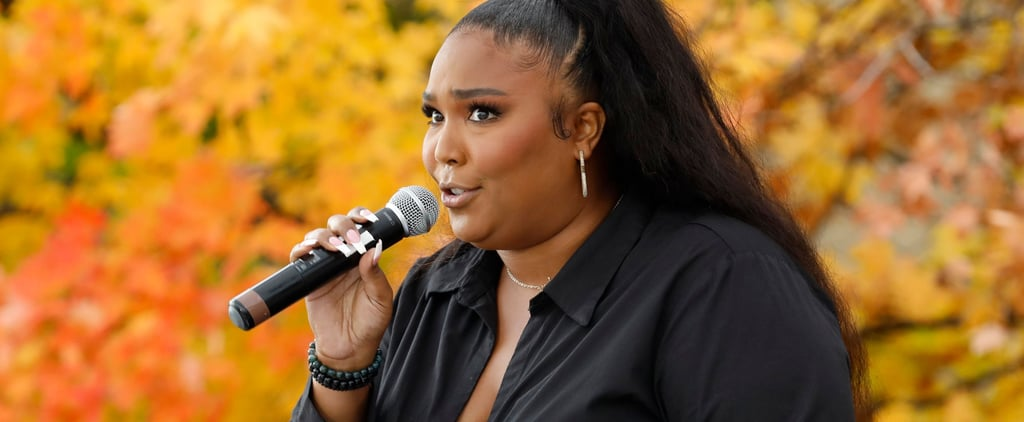 Watch Lizzo's 2020 Campaign Speech For Joe Biden | Video