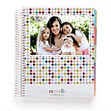 Start the year off right with a TinyPrints monthly notebook ($54). Not only will it keep you organized, but it's also a fun way to feature your favorite family photos.