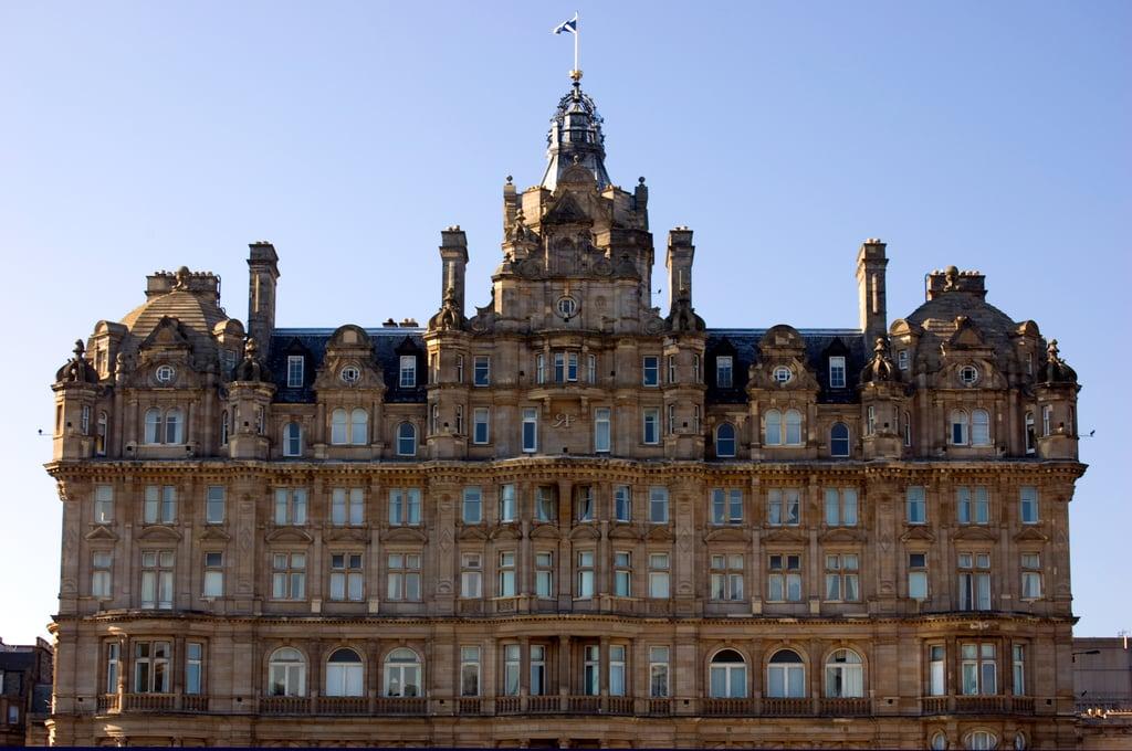 Balmoral Hotel, Scotland