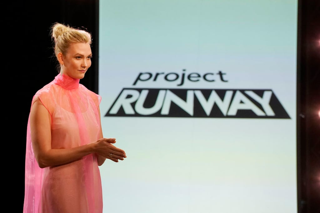 If You Love the Dresses Karlie Kloss Is Wearing on Project Runway, You're Not Alone
