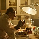 Matt Ross as Charles Montgomery in Season 1