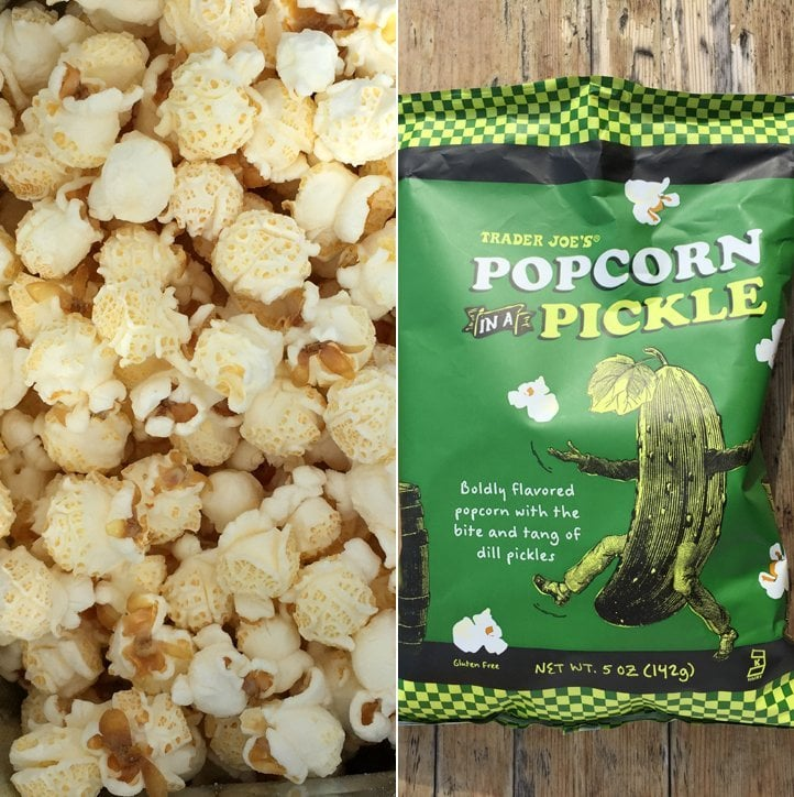 Trader Joe's In a Pickle Popcorn