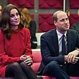 Duke and Duchess of Cambridge Visiting Manchester 2017