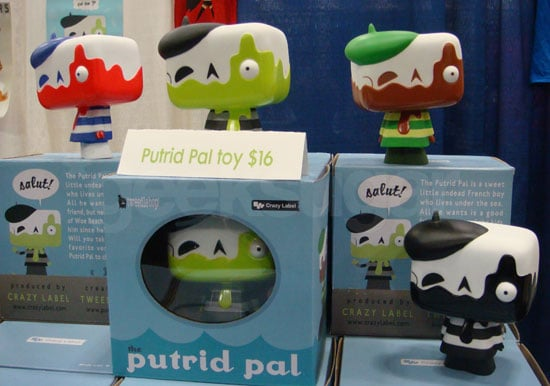Michael Fleming's Putrid Pals at Wondercon 2009