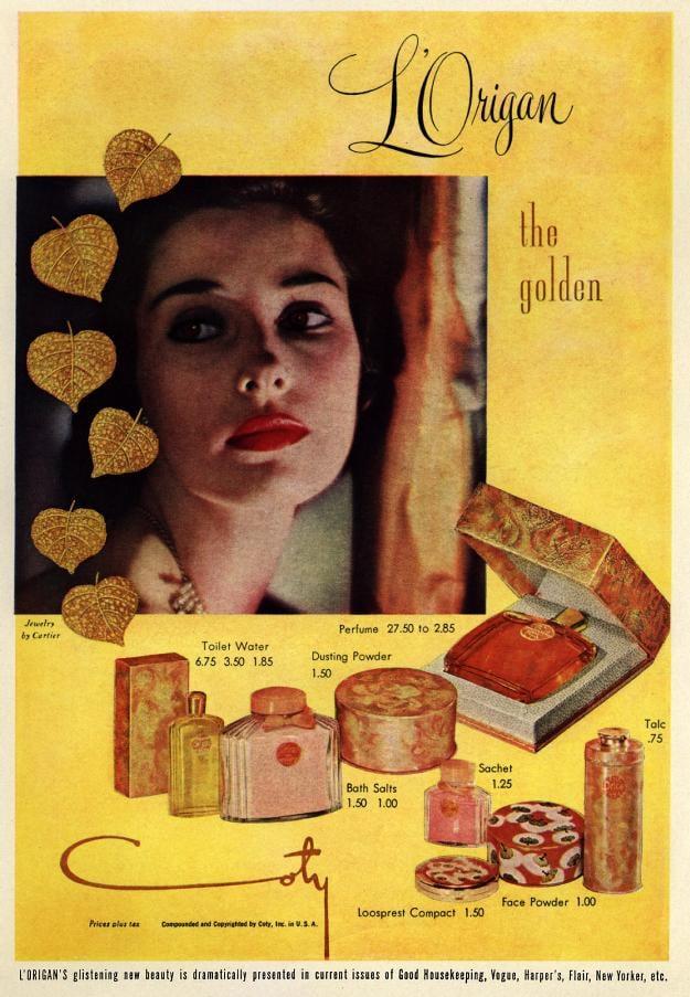 L'Origan: The Golden