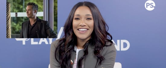 """The Flash Star Candice Patton Plays """"Who's Most Likely To"""""""