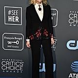 Catherine O'Hara at the 2019 Critics' Choice Awards