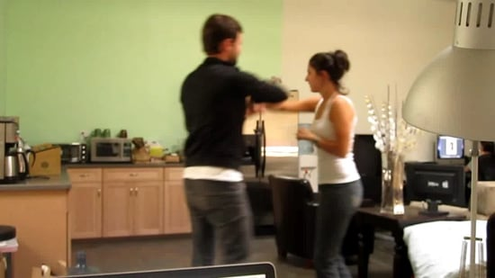 Extra Helpings: Luke & Davida Dancing