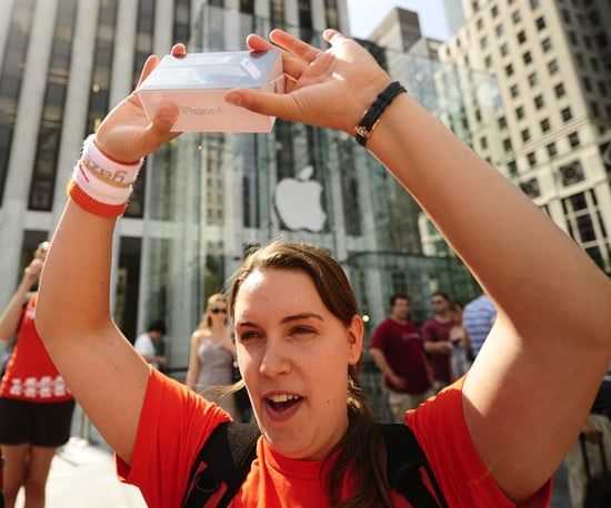 iPhone 4 Sales in First Three Days