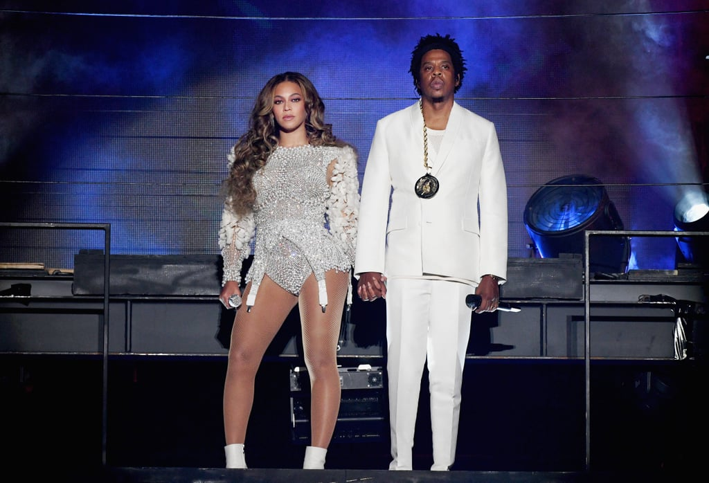 Celebrities at Beyoncé and JAY-Z's On the Run II Tour 2018