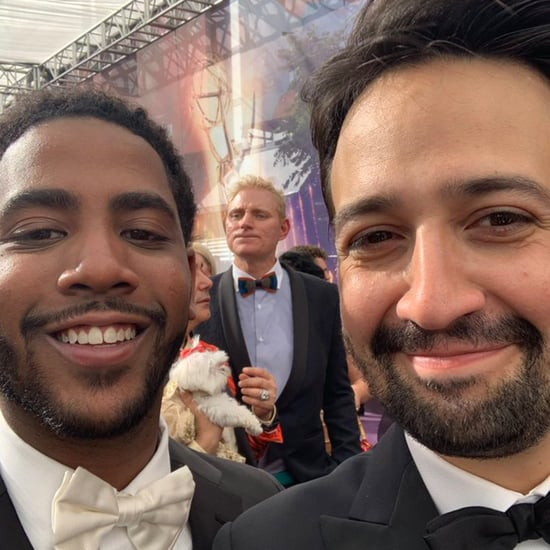 Lin-Manuel Miranda Totally Forgot He Met Jharrel Jerome