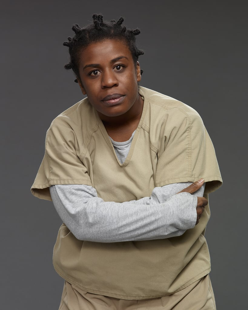 Crazy Eyes From Orange Is the New Black