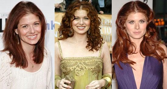 How Do You Prefer Debra Messing's Hair?