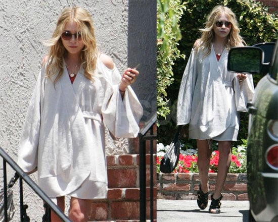 Images Mary-Kate Olsen in LA