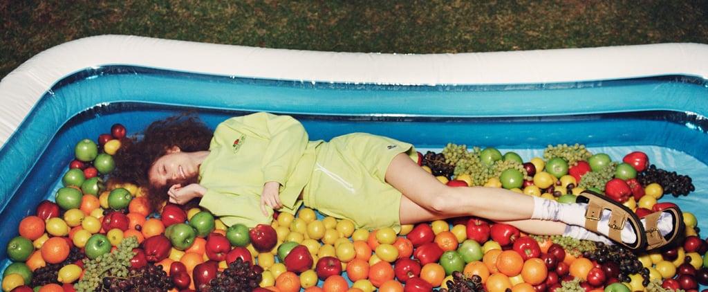 Zara x Fruit of the Loom Loungewear Collection