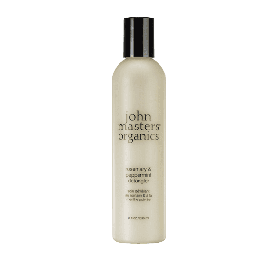 John Maters Organics Rosemary & Peppermint Detangler  ($16) EWG Rating: 2 This conditioner won't weigh your hair down.