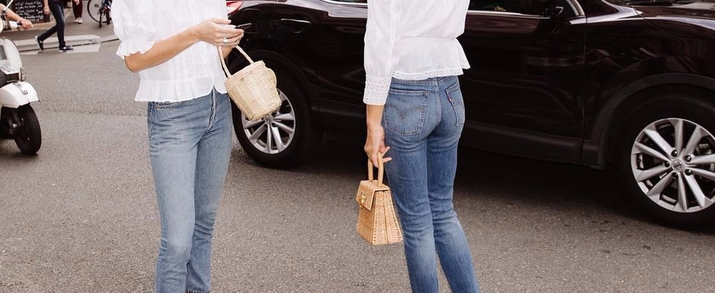 How the Picnic Basket Became Spring's Must-Have Bag